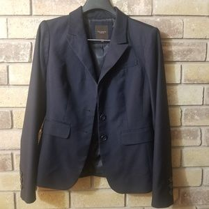 Dark Blue The Limited Blazer